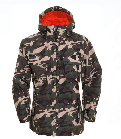the north face ski jacket