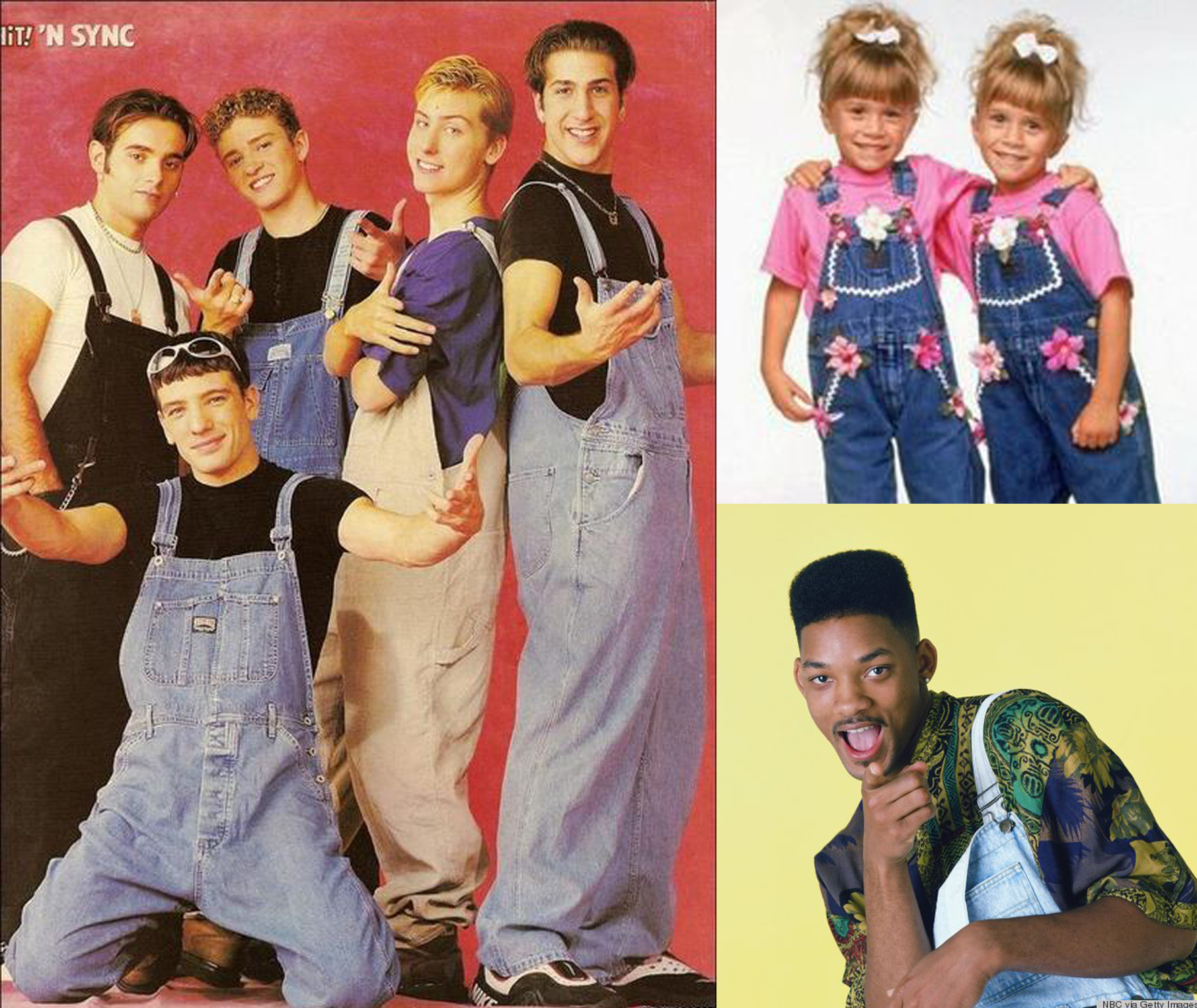 overalls 90s fashion comeback