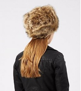 Fur hat, New look, love sales