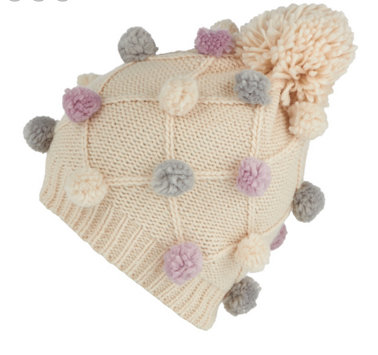 Debenhams sale, winter hat, bobble hat, love sales