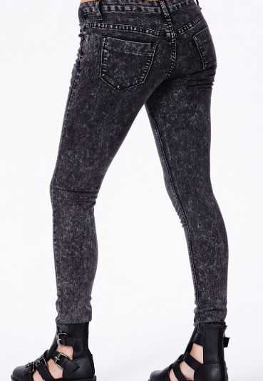black skinny jeans, missguided sale, love sales