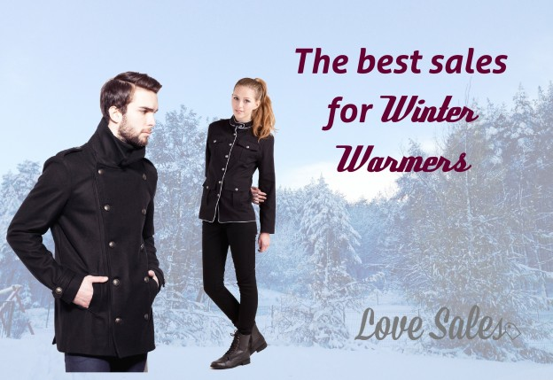 Winter coat sales, winter sales, lovesales
