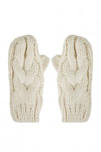 cream mittens, topshop sale, love sales, mittens