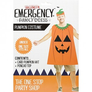 Halloween emergency outfit