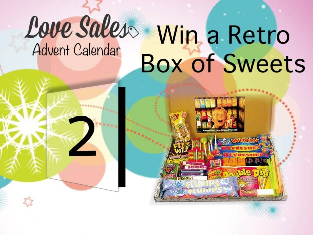 advent calendar giveaway, lovesales, latest sales, retro sweets, amazon sale, asos sale
