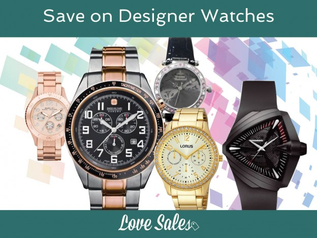 designer watches, designer watch sale, save on designer watches, lovesales