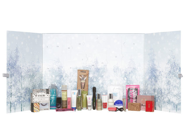 Beauty advent calendar, makeup advent calendar, alternative advent calendar, lovesales