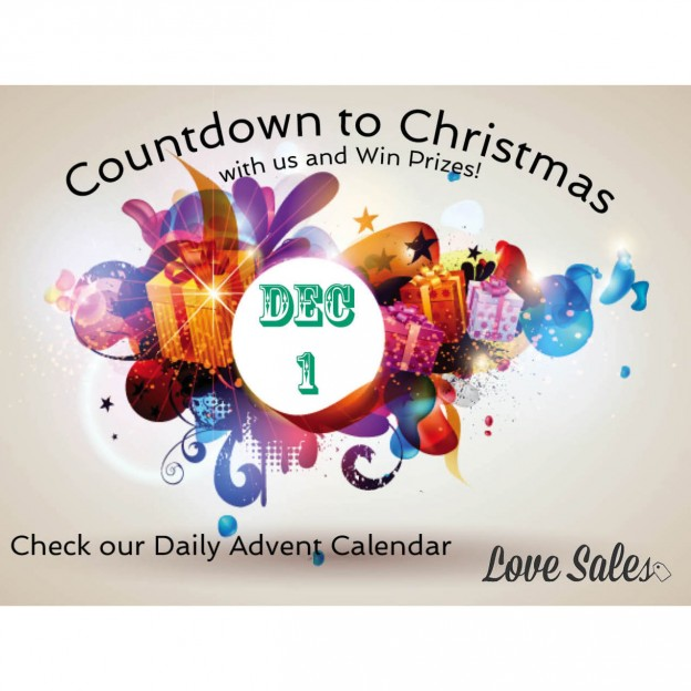 Big Advent Calendar Giveaway - LoveSales