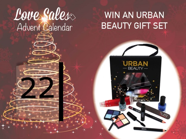 Makeup gift set, boxing day sales, latest sales, lovesales, makeup set, urban makeup,