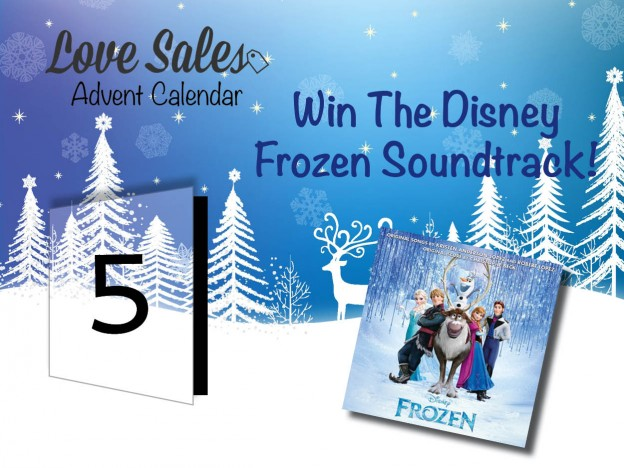 Disney Frozen Soundtrack - LoveSales