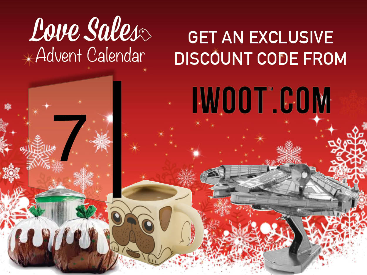 iwoot discount code, lovesales. iwoot sale