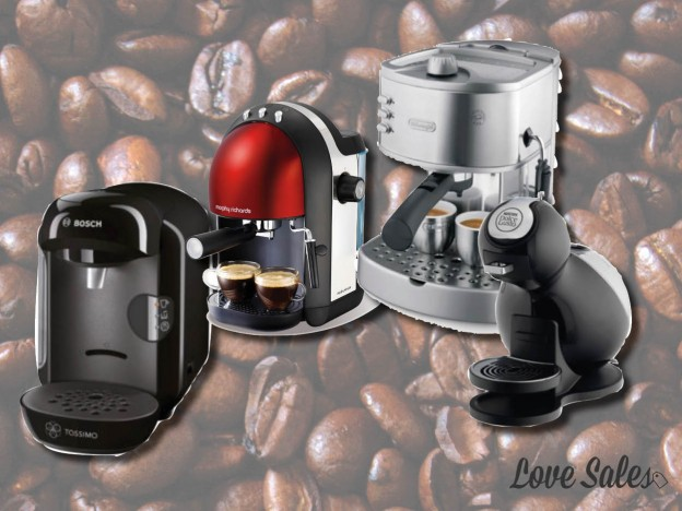 bes coffee machines, january sales, january sales 2015, lovesales, winter sales, currys january sale