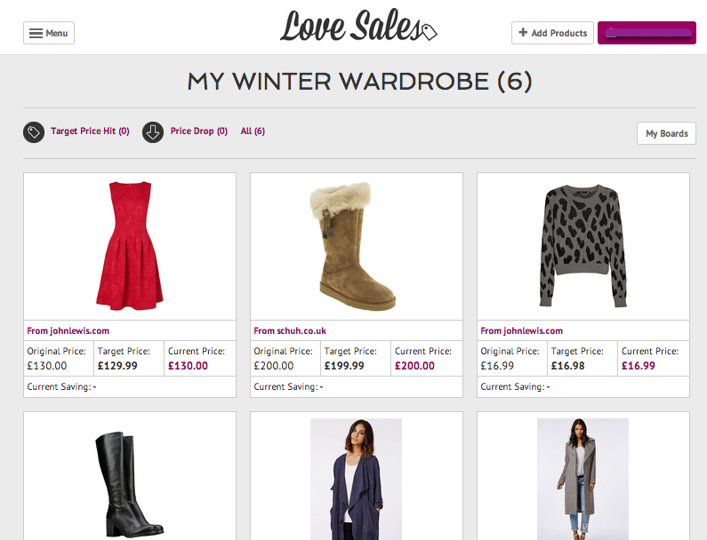 lovesales, boxing day sales, winter sales, boxing day, latest sales