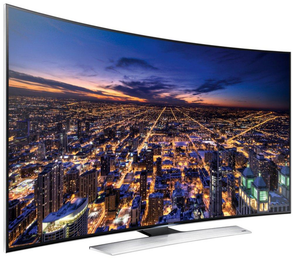 "SAMSUNG UE65HU8500 Smart 3D 4k Ultra HD 65"" Curved LED TV"