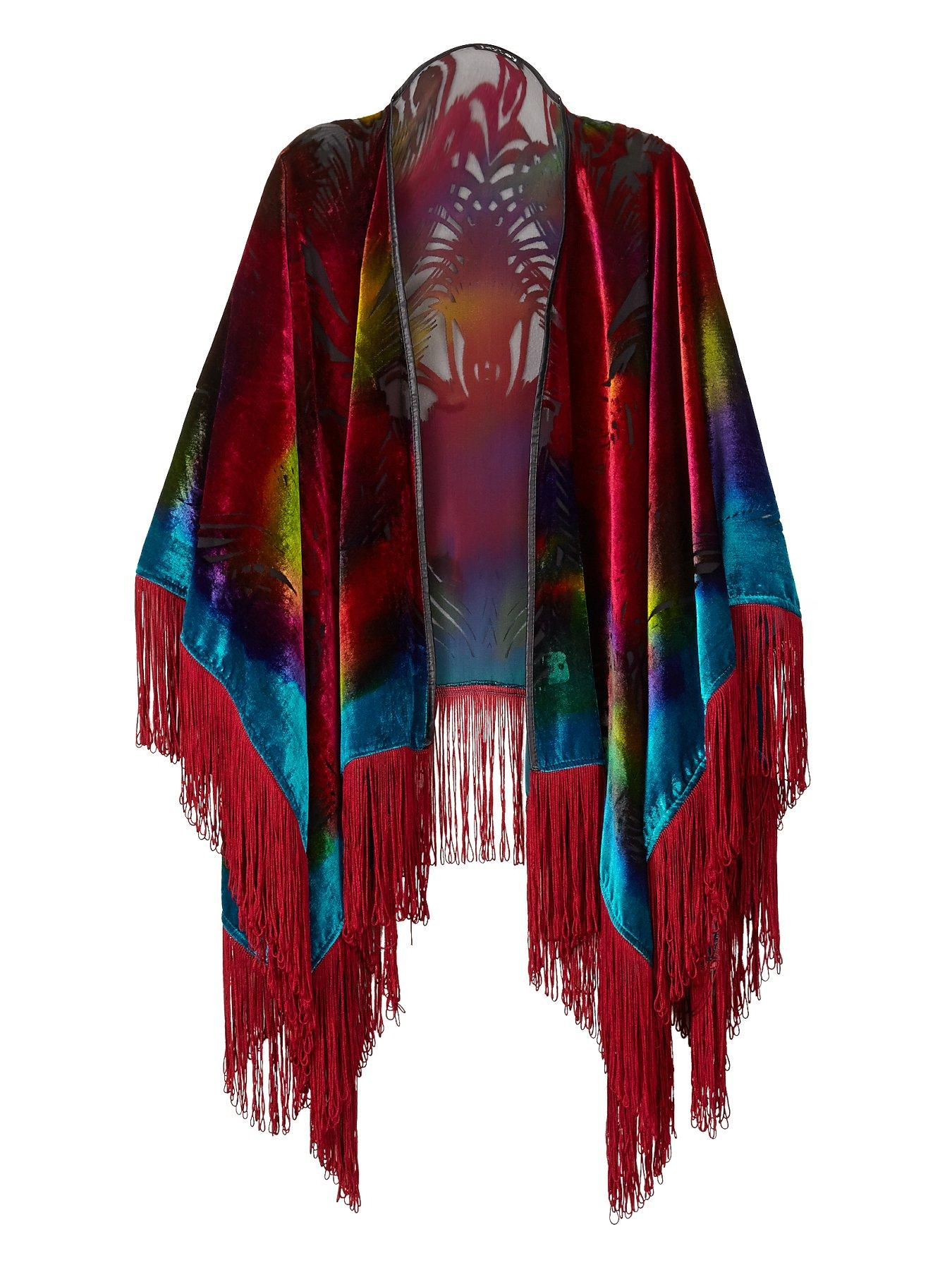Colour Poncho