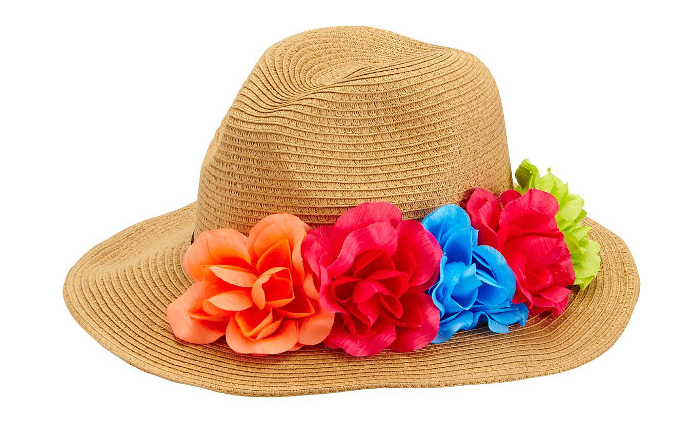 Flower Power Hat