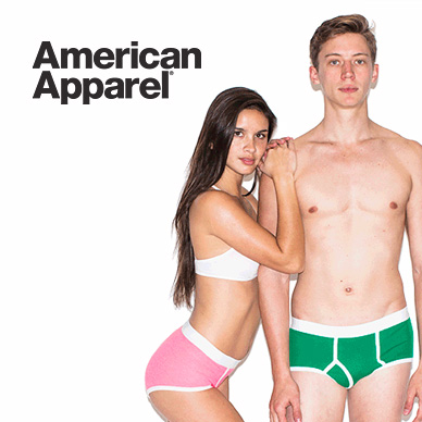 American Apparel Sale