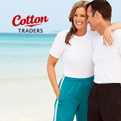 Cotton Traders Sale
