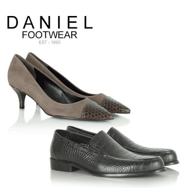 Daniel Footwear Sale
