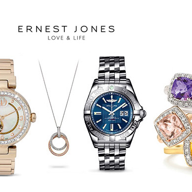 Don't forget to share the Ernest Jones January Jewellery Sale news with your friends and family so everyone can make the most of the latest Ernest Jones online sale. Ernest Jones Sale Events Every year people search for details of when the next Ernest Jones sale.