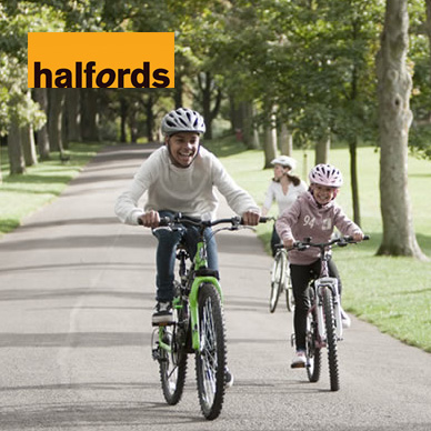Halfords Sale