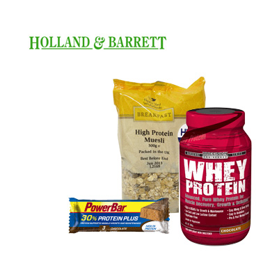 Holland and Barrett Sale