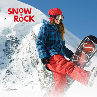 Snow and Rock Sale