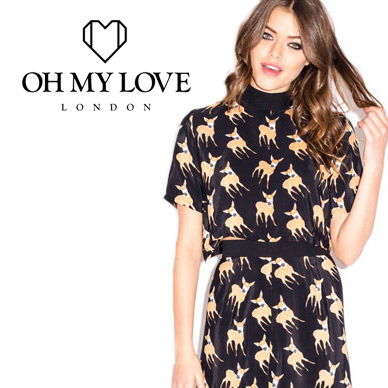 Oh My Love London Sale