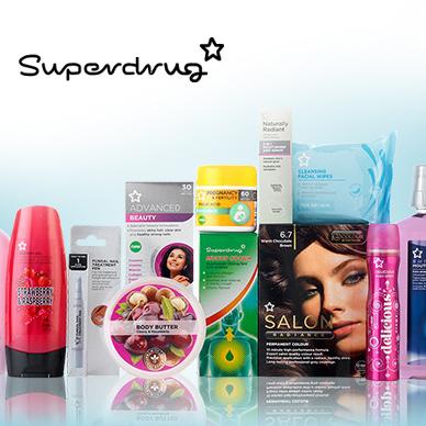 Superdrug Sale