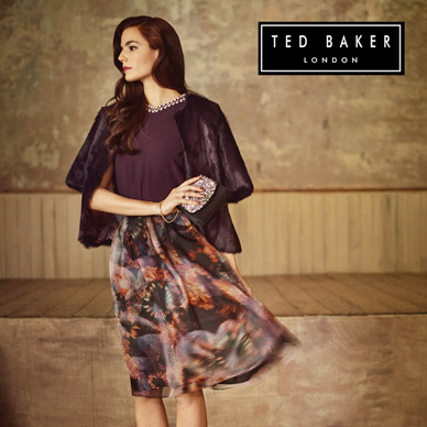 It's time for Ted Baker's annual sample sale in London, with discounts across their range of menswear, womenswear and accessories! Note that there'll be a £2 donation on entry which will support the Isabel Hospice, and after that all payments will be by card only. All bags must be checked into the cloakroom before entering the sale.