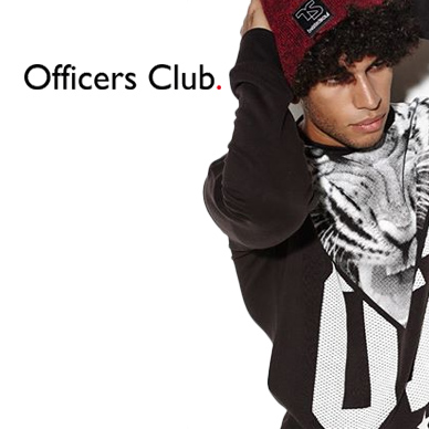 Officers Club Sale