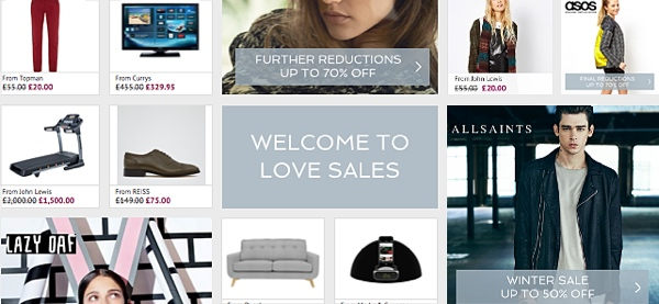 Welcome To LoveSales