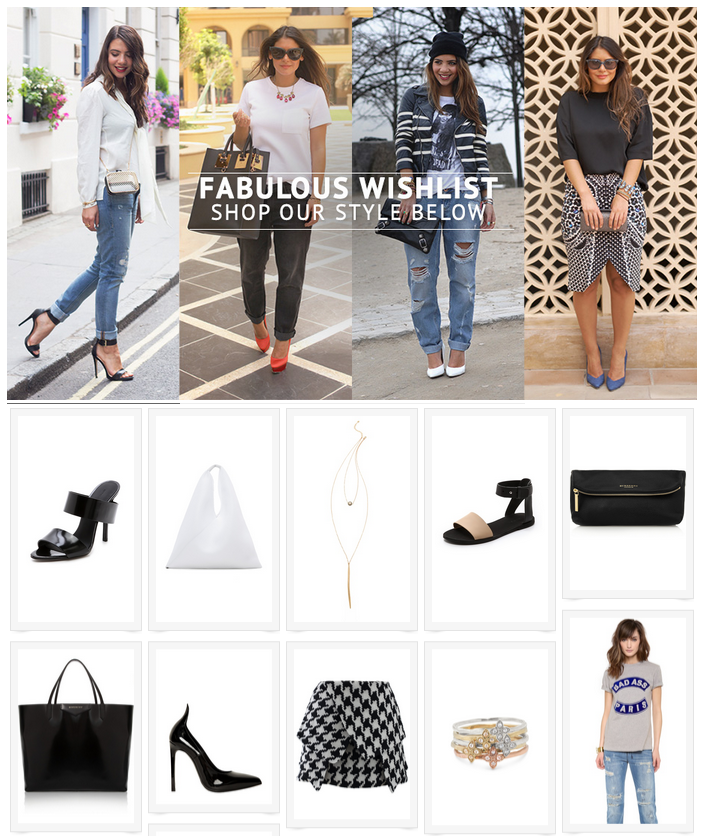 Wishlist Five Fab