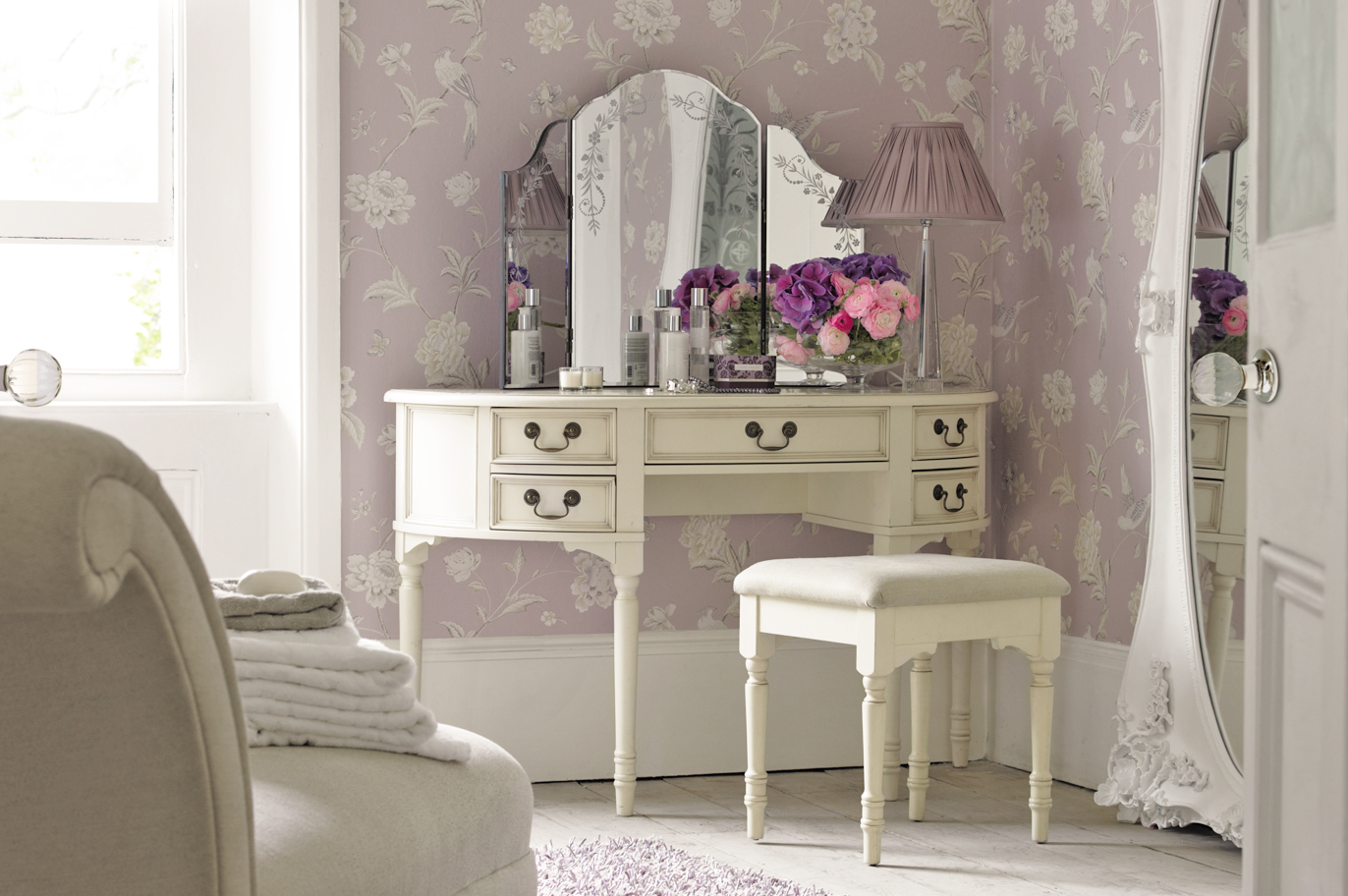 laura ashley dressing table sale