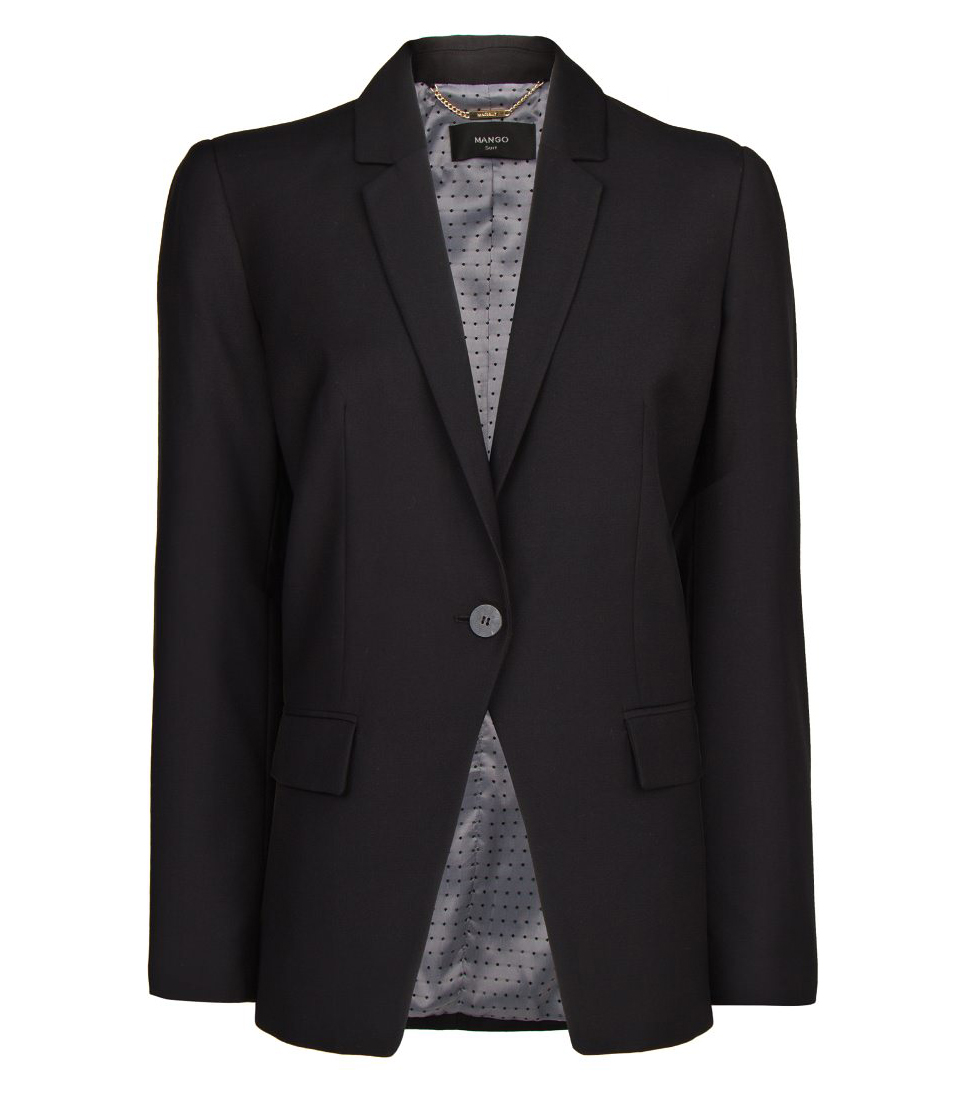 Mango Sale Essential Blazer