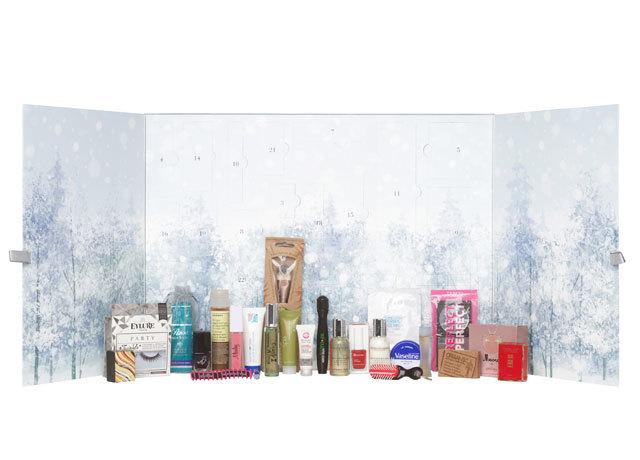 Beauty advent calendar, makeup advent calendar, alternative advent calendar, lovesales