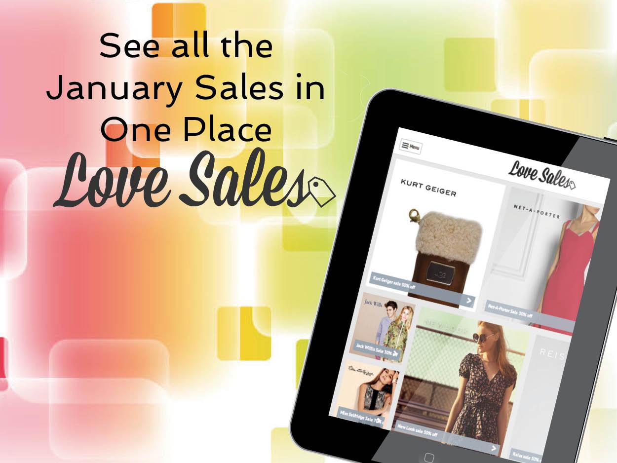 lovesales, january sales, best january sales ,online january sales, lovesales