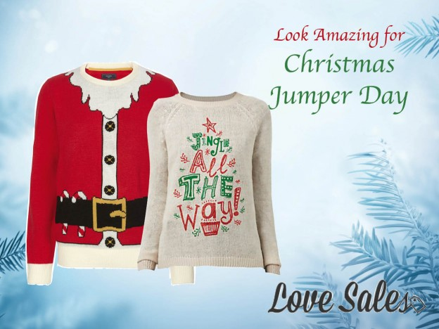 christmas jumper day, christmas jumper day 2014, lovesales, christmas jumper