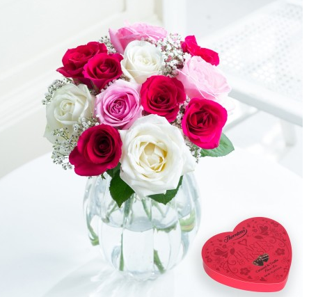 Flowers for Valentines Day, valentines day roses, best valentines flowers, valentines day flower sales, lovesales