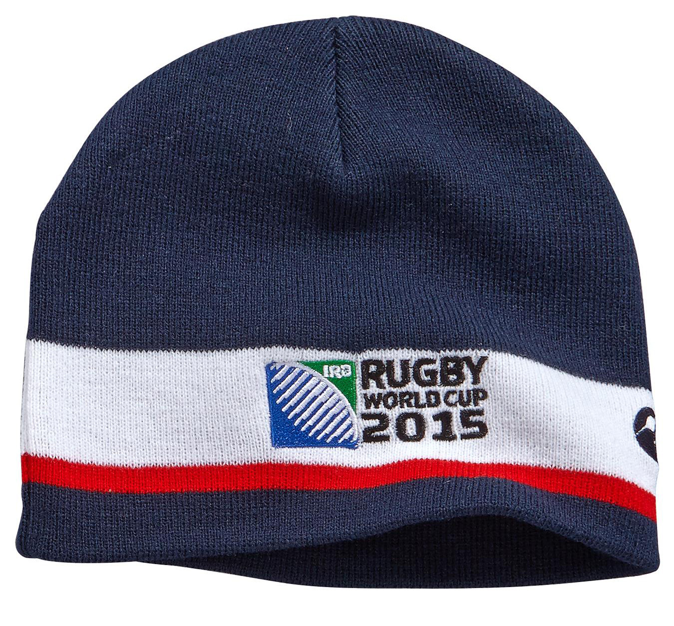 England Ruby World Cup Beanie Hat