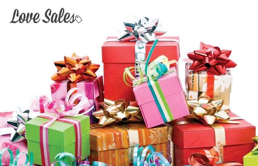 Pre-Christmas Sales 2015
